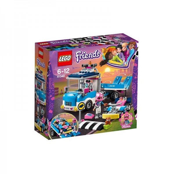 LEGO Friends Service & Maintenance Truck (41348)