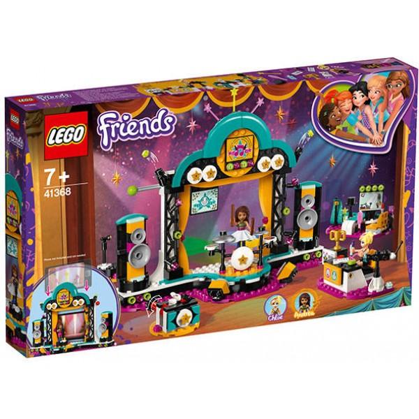 LEGO Friends - Andrei's Talent Contest (41368)