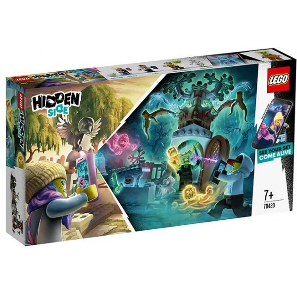 LEGO Hidden Side - The Mystery of the Cemetery (70420)