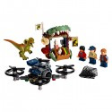 LEGO Jurassic World - Dilophosaurus in freedom (75934)