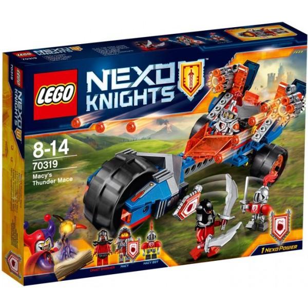 LEGO Nexo Macy's Thunder Mace (70319)