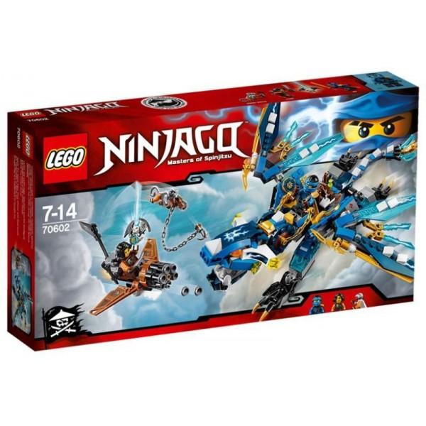 LEGO Ninjago - Jay's Dragon (70602)