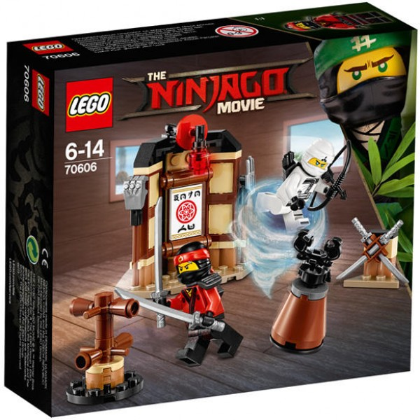 LEGO Ninjago Training Spinjitzu 70606