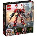 LEGO Ninjago Fire Robot 70615