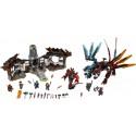 LEGO Ninjago Dragon's Iron (70627)