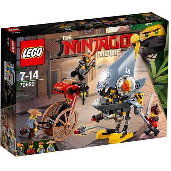 LEGO Ninjago Attack Piranha (70629)