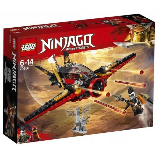 LEGO Ninjago Fate of Destiny 70650