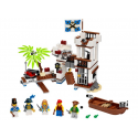 LEGO Pirates The Fort of the Soldiers (70412)