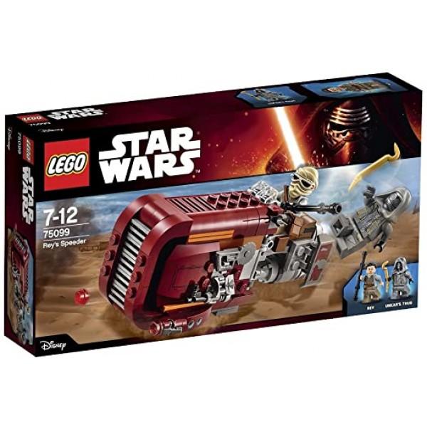 LEGO Star Wars - Rey's Speeder (75099)