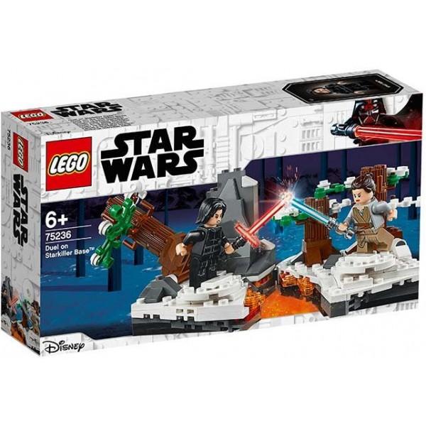 LEGO Star Wars - Duel the Base Starkiller (75236)