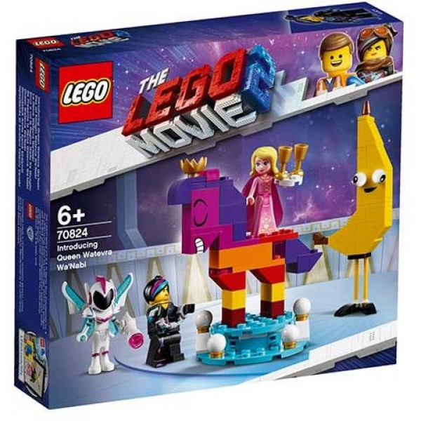 LEGO The LEGO Movie - Regina Watevra Wa'Nabi (70824)