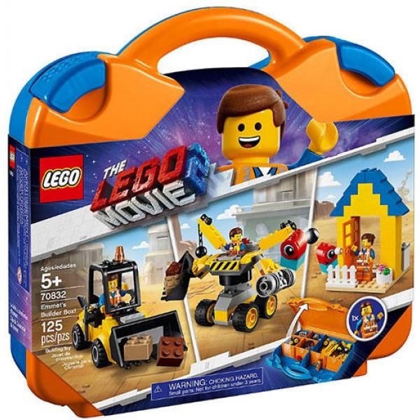 LEGO The LEGO Movie - Emmet's Construction Box (70832)