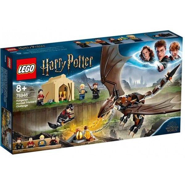 LEGO Harry Potter - The Turn of the Three Wizards The Hungarian Witch (75946)