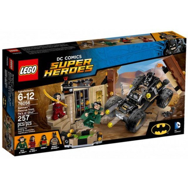 LEGO Super Heroes From Ra's Al Ghul (76056)