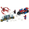 LEGO Marvel Super Heroes - Spider-Man's Motorcycle Rescue (76113)