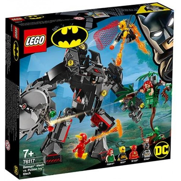 LEGO Super Heroes - Batman vs Poison Ivy Robot (76117)