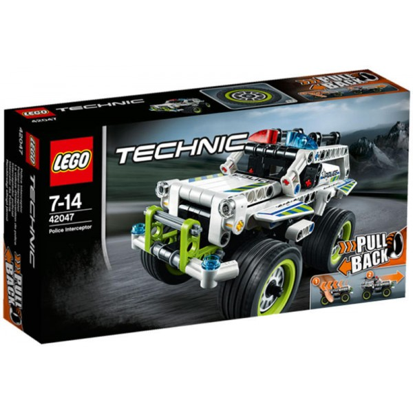 LEGO Technic - Police Interceptor (42047)