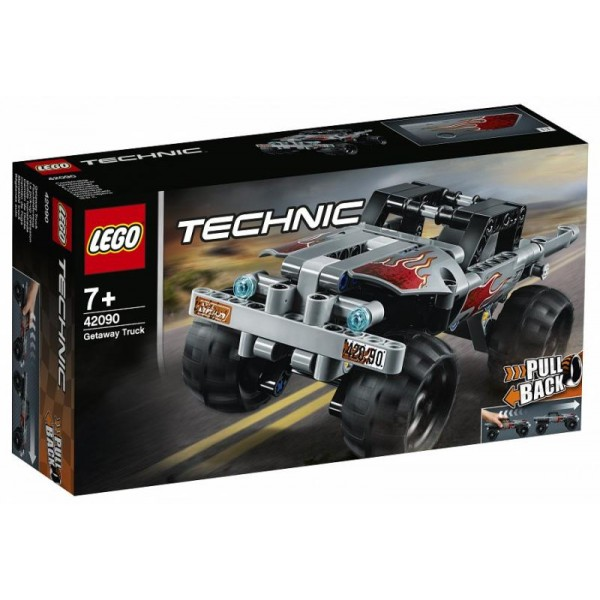 LEGO Technic - Escape Truck (42090)