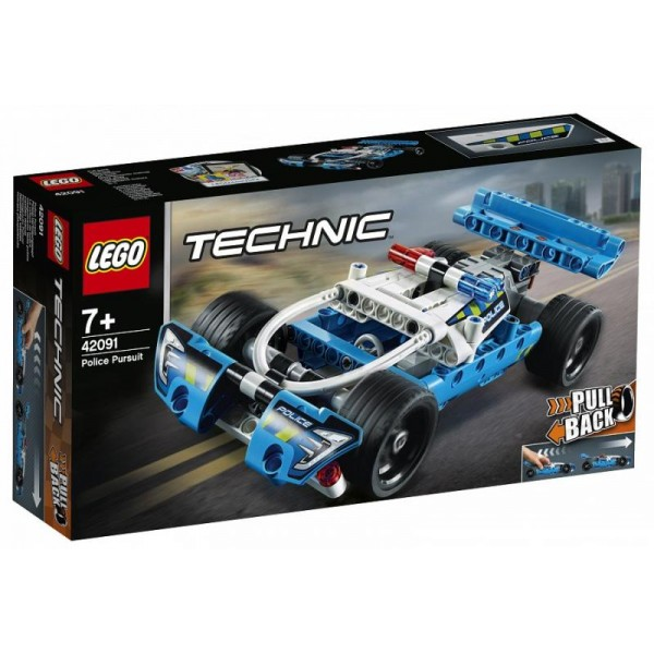 LEGO Technic - Police Tracking (42091)