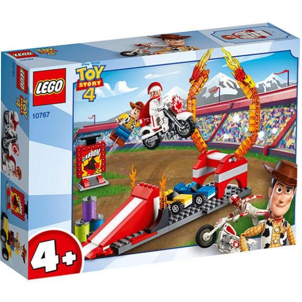 LEGO Toy Story 4 - Duke Caboom's Stunt Show (10767)