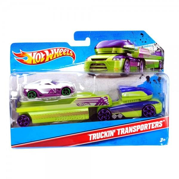 Hot Wheels Truckin Transporters