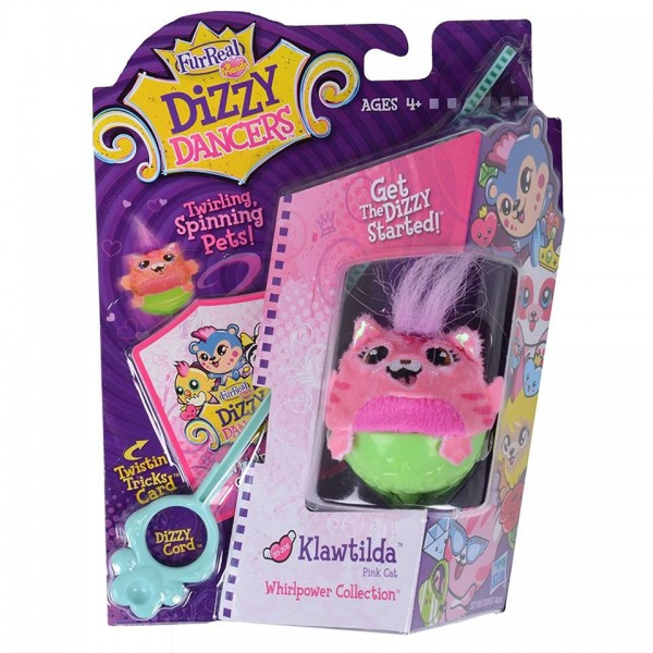 Hasbro FurReal Dizzy Dancers Klawtilda 52198