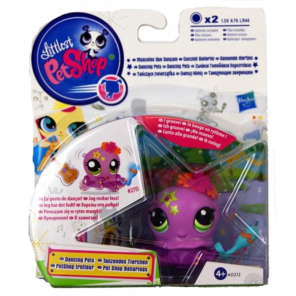 Littlest Pet Shop - Octopus dancer