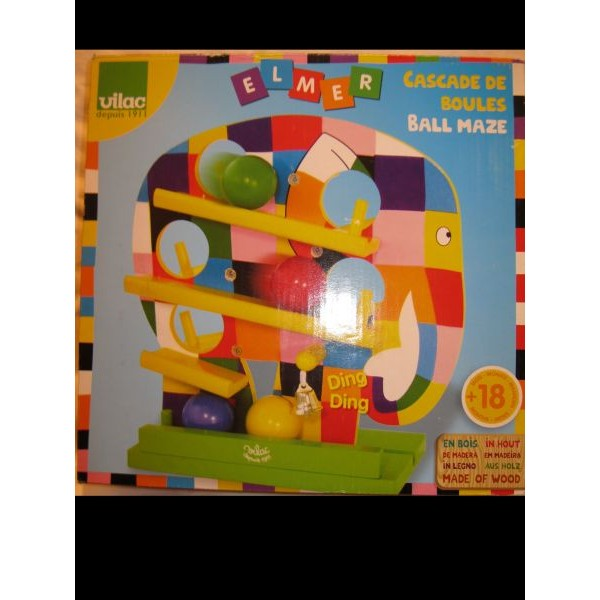 Game Balls Elmer cascade