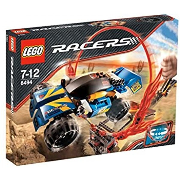 LEGO Racers - Ring of Fire (8494)