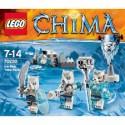 LEGO Chima Ice Bear Tribe (70230)