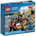 LEGO City Firefighters Set for Beginners (60088) + Gift Ball jumper ball spin pop catch