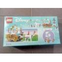 LEGO Disney Princess - Cinderella's Journey by Car (41159)