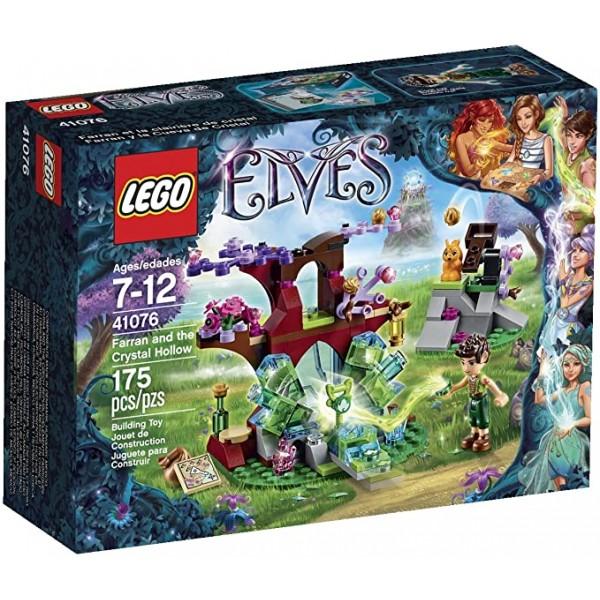 LEGO Elves Farran and the Crystal Globe (41076)