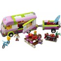 LEGO Friends - Adventure Caravan (3184)