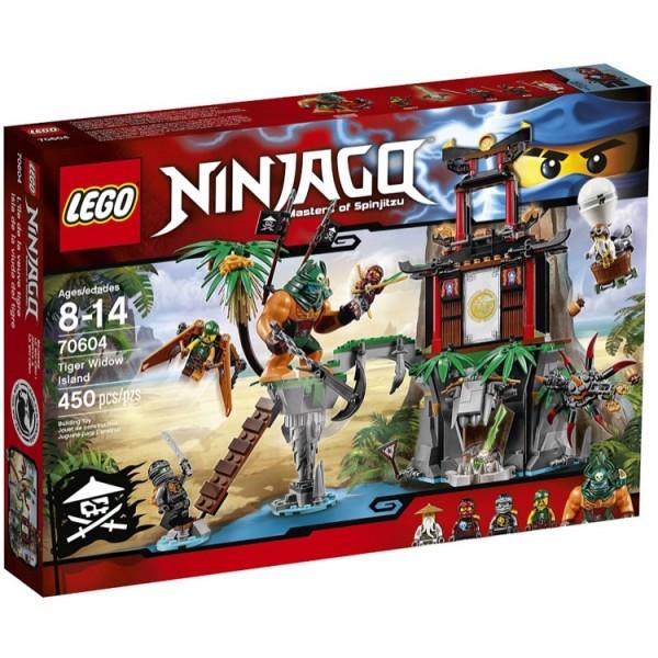 LEGO Ninjago - Tiger Widow Island (70604)