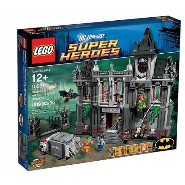 LEGO Super Heroes - Batman Arkham Asylum Breakout (10937)
