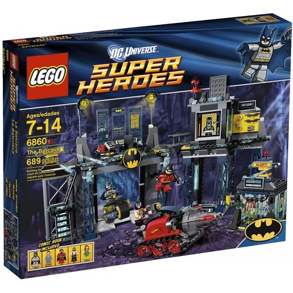 LEGO Super Heroes The Batcave (6860)
